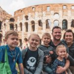 How to visit the Roman Colosseum with kids
